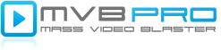 Mass Video Blaster PRO - Mass Upload on YouTube - Mass Download - Mass Edit Videos